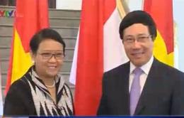 Tăng cường quan hệ ngoại giao Việt Nam - Indonesia