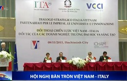 Hội nghị bàn tròn Việt Nam - Italy