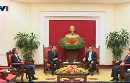 Đẩy mạnh hợp tác quan hệ Việt Nam - Nhật Bản