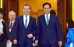 Báo chí Nga lạc quan về triển vọng hợp tác Nga – Việt