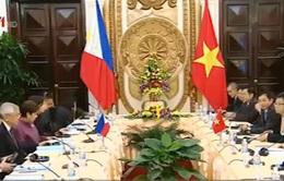 Việt Nam - Philippines sẽ thiết lập quan hệ đối tác chiến lược