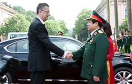 Thúc đẩy hợp tác quốc phòng giữa Việt Nam và Slovakia