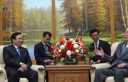 Tăng cường quan hệ Việt Nam - Triều Tiên