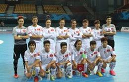 Futsal nữ Việt Nam lọt chung kết giải vô địch Đông Nam Á 2015