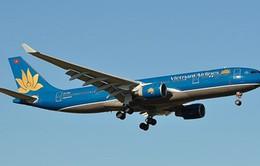 Vietnam Airlines không thay đổi các chuyến bay đến/đi từ Pháp