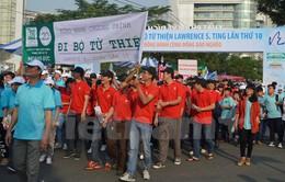 14.000 người đi bộ gây quỹ hơn 3 tỷ đồng giúp người nghèo đón Tết