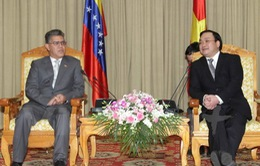 Việt Nam - Venezuela đẩy mạnh hợp tác về nông nghiệp