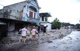 Quảng Ninh ở tận cùng nỗi đau sau thảm họa mưa lũ