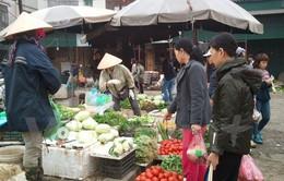 Hà Nội: Thời tiết rét đậm kéo dài đẩy giá rau xanh tăng mạnh