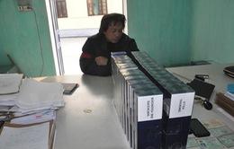 Quảng Ninh: Thu giữ hơn 2.000 bao thuốc lá 555 nhập lậu
