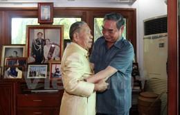 Thường trực Ban Bí Thư thăm các nguyên lãnh đạo cấp cao Lào