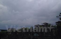 Mây ẩm từ khối khí lạnh tiếp tục gây mưa, giảm nhiệt tại miền Bắc