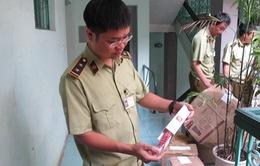 Lấy mẫu giám định chất lượng mỹ phẩm của Công ty Xuân Thủy