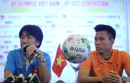 HLV Miura yêu cầu ĐT Olympic Việt Nam phải thay đổi lối chơi