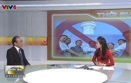 Việt Nam kiên quyết phản đối Trung Quốc xây 2 ngọn hải đăng