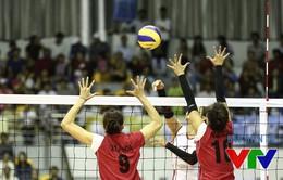 VTV Cup 2015: Hành trình vào bán kết của các đội tuyển