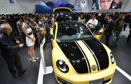 Thuế tiêu dùng tăng, lượng ôtô nhập vào Nhật giảm mạnh