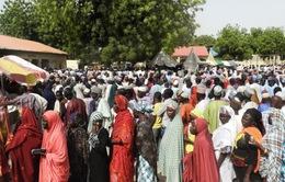 Kết quả sơ bộ bầu cử Tổng thống Nigeria