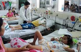 Dịch sốt xuất huyết gia tăng tại TP. HCM