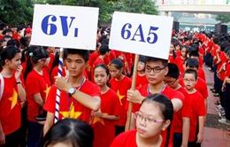 Hà Nội: Cấm tổ chức thi để xếp lớp đầu năm học