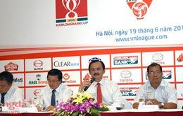 V.League 2015: VPF đặt phòng ngừa tiêu cực lên hàng đầu