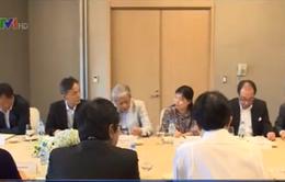 Tăng cường hợp tác giữa Đài THVN và Đài TBS (Nhật Bản)