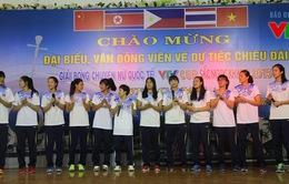 VTV Cup 2015: Tuyển Việt Nam khuấy động gala chiêu đãi các đoàn
