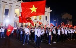 Cầu truyền hình Lá cờ độc lập (20h05, VTV1)