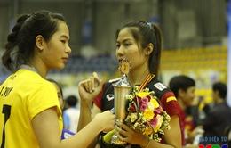 VTV Cup 2015: Lê Thúy đọ sắc cùng Thatdao
