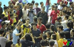 VTV Cup 2015: Thua U23 Thái Lan, NHM vẫn tự hào về ĐT Việt Nam