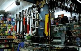 Quảng Trị: Nhiều loại vũ khí được bày bán tràn lan