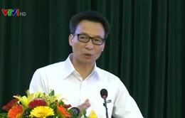 PTTg Vũ Đức Đam: Bộ GD&ĐT chưa lường hết diễn biến tình hình xét tuyển
