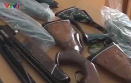 Triệt phá đường dây mua bán lượng lớn súng săn tại TP Vũng Tàu