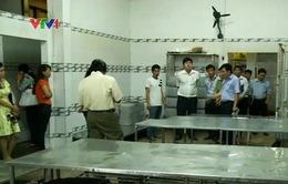 Vụ 46 công nhân ngộ độc ở TP.HCM: Do thức ăn không đảm bảo