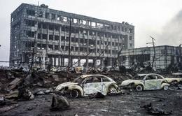 Trung Quốc: Bắt giữ 10 người liên quan đến vụ nổ ở Thiên Tân