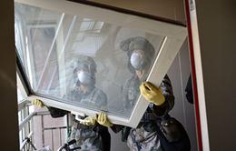 Vụ nổ ở Thiên Tân: Hàm lượng chất cyanua trong nước vượt ngưỡng an toàn
