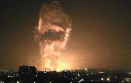 Thảm họa môi trường tại Thiên Tân dần hiện hữu