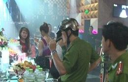 Quảng Ngãi: Phát hiện hàng loạt vi phạm tại các vũ trường, quán karaoke