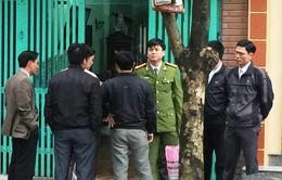 Truy bắt hung thủ bắn Trưởng Công an TP Phủ Lý, Hà Nam tại nhà riêng