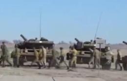 Các bên xung đột ở Ukraine rút vũ khí hạng nhẹ khỏi vùng đệm