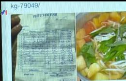 """Vũng Tàu: Tái diễn tình trạng quán ăn """"chặt chém"""" du khách"""