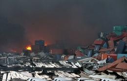 Trung Quốc: Số người thiệt mạng trong hai vụ nổ ở Thiên Tân lên tới 42 người