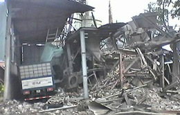 Nổ lò hơi, 2 người thiệt mạng tại Bà Rịa Vũng Tàu