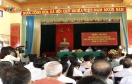 Đồng chí Ngô Văn Dụ tiếp xúc cử tri tỉnh Vĩnh Phúc
