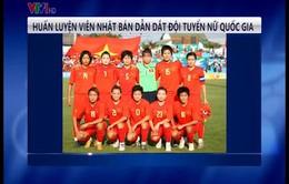 HLV người Nhật Bản dẫn dắt đội tuyển nữ Việt Nam