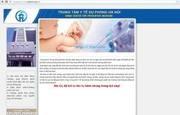 10.000 người đăng ký tiêm vaccine dịch vụ qua mạng trong 1 giây