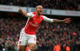 HLV Wenger: Walcott sẽ tỏa sáng giúp Arsenal đánh bại Tottenham