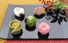 Nghệ thuật làm bánh Wagashi Nhật Bản