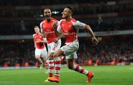 Sao Arsenal nổ tưng bừng sau thắng lợi vẻ vang trước Man Utd