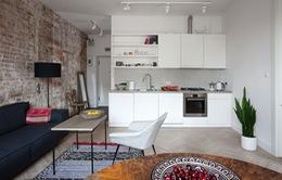 Ngắm căn hộ nhỏ xinh và cá tính